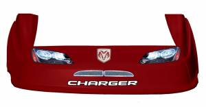 FIVESTAR #475-416R Dirt MD3 Complete Combo Charger Red