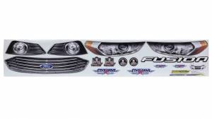 FIVESTAR #500-410-ID Nose Only Graphics Kit 2013 and up Fusion