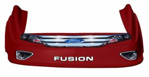 FIVESTAR #585-417R New Style Dirt MD3 Combo Fusion Red