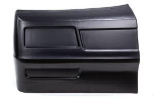 FIVESTAR #600-410-BR 88 Monte Nose Black Plastic Right Side