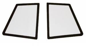 FIVESTAR #601-6502-2B 88 Monte Qtr Windows Pre-Drilled Pair