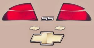 FIVESTAR #620-450-ID Monte Taillight Decals