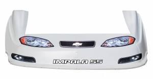 FIVESTAR #665-416W Dirt MD3 Combo Impala White