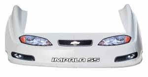 FIVESTAR #665-417W New Style Dirt MD3 Combo Impala White