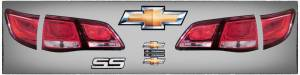 FIVESTAR #680-450-ID Tail Only Graphics Kit 13 Chevy SS