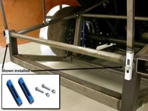 FIVESTAR #802-3 Rear Deck Slider Kit