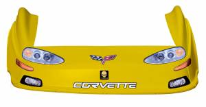 FIVESTAR #925-417Y New Style Dirt MD3 Combo Corvette Yellow