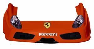 FIVESTAR #975-417-OR New Style Dirt MD3 Combo Ferrari Orange