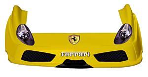 FIVESTAR #975-417Y New Style Dirt MD3 Combo Ferrari Yellow