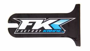 FACTORY KAHNE #003-STC-SC06 Shock Cover Sticker 6in  * Special Deal Call 1-800-603-4359 For Best Price