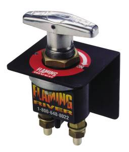 FLAMING RIVER #FR1003 Battery Disconnect Big Switch