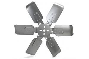 FLEX-A-LITE #1118B Belt Driven Race Fan 18in Steel Blade-Silver* Special Deal Call 1-800-603-4359 For Best Price