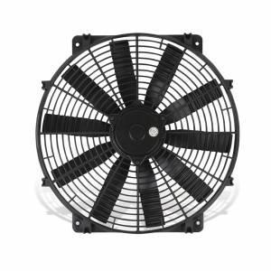 FLEX-A-LITE #232 Flex-Wave Electric Fan 12in Pusher or Puller