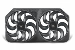 FLEX-A-LITE #284 01-05 GM P/U 6.6L Diesel Dual Fan