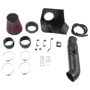 FLOWMASTER #615123 Engine Cold Air Intake 03-07 Ford F250 F350