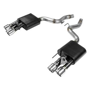 FLOWMASTER #817799 Axle Back Exhaust Kit 18-   Mustang 5.0L