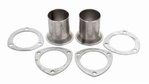 FLOWTECH #10004FLT 3.0in To 2.5in Reducers (Pair)