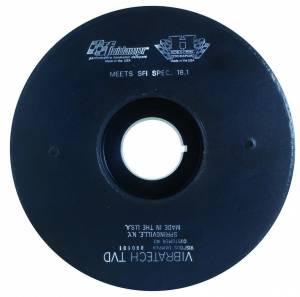 FLUIDAMPR #890101 GM Duramax 8-3/8 6.6L Harmonic Damper - SFI