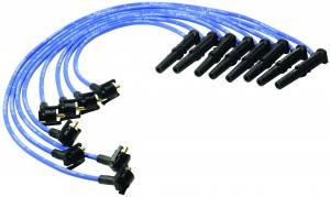 FORD #M-12259-C462 4.6L 2V Blue Spark Plug Wires