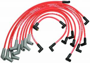 FORD #M-12259-R301 9mm Ign Wire Set-Red