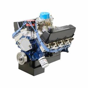 FORD #M-6007-572DF 572 BBF Crate Engine W/Front Sump