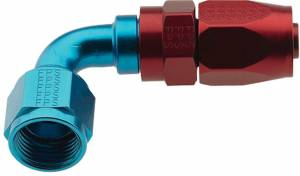FRAGOLA #229016 Hose Fitting #16 90 Deg Pro-Flow
