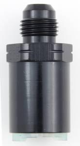 FRAGOLA #491989-BL Adapter Fitting -6 LT-1 FI 3/8 Line Feed Side