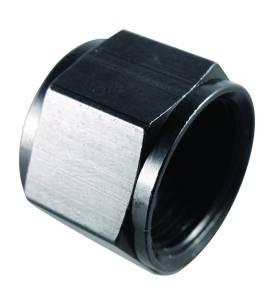 FRAGOLA #492904-BL #4 Flare Cap Black