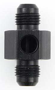 FRAGOLA #495001-BL #6 Male x #6 Male Gauge Adapter Line