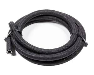 FRAGOLA #806004 #4 Push Lock Hose 6ft Black