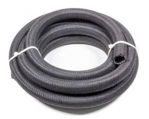 FRAGOLA #815012 #12 Push Lock Hose 15ft Black