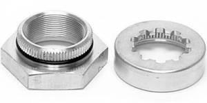 FRANKLAND RACING #QC0214A Pinion Nut LH & Bearing Posi-Lock