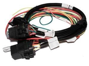 FAST ELECTRONICS #301406 Fan & Fuel Pump Wiring Harness Kit