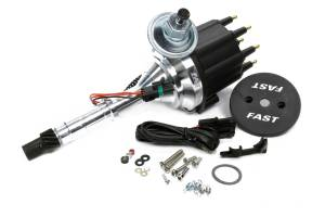 FAST ELECTRONICS #306021 XDI EZ-Run Distributor AMC/Jeep V8 290-401