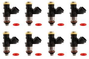 FAST ELECTRONICS #32107-8 Fuel Injectors 242LB/HR LS3/LS7 High Inped.