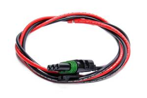 FAST ELECTRONICS #6000-6716 Wire Harness - Two Pin Battery