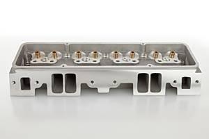FLO-TEK #102-505FT SBC 180cc Alum Cyl Head 64cc 2.02/1.60 S/P Assm