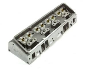 FLO-TEK #102-500 SBC 180cc Alum Cyl Head 64cc 2.02/1.60 S/P Bare