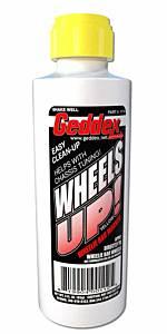 GEDDEX #111A Wheels Up Wheelie Bar Marker Yellow 3oz Bottle