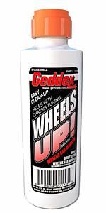 GEDDEX #111B Wheels Up Wheelie Bar Marker Orange 3oz Bottle