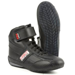 G-FORCE #0236060BK GF236 Pro Series Racing Shoe Black Size 6 * Special Deal Call 1-800-603-4359 For Best Price