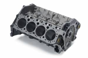 GM PERFORMANCE PARTS #10105123 SBC Block - 4.000 Bore 1pc Rear Main