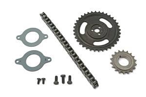 GM PERFORMANCE PARTS #12371043 SBC Timing Set - Single Roller