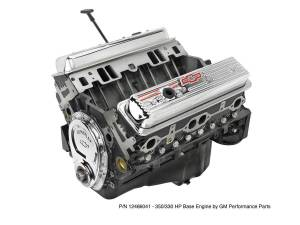 GM PERFORMANCE PARTS #19210007 Crate Engine - SBC 350/330HP