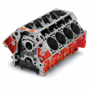 GM PERFORMANCE PARTS #19417351 LSX Cast Iron Block - Semi Finish 9.260 DH