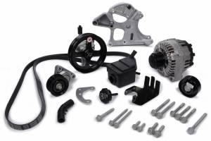 GM PERFORMANCE PARTS #19418441 LS Deluxe Serpentine Drive Kit w/o AC