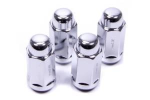 GORILLA #91107XLB 4 Lugnuts  Acorn Bulge 14mm x 2.0