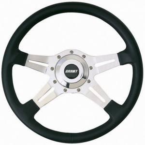 GRANT #1070 LeMans Wheel Black