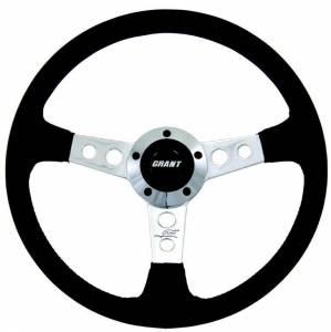 GRANT #1139 Steering Wheel Collector Edition Black