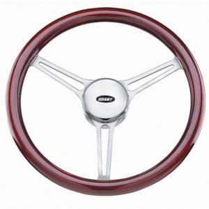 GRANT #15212 Heritage Sprint 3 Steering Wheel Mahogany